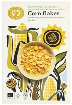 Doves Farm Cornflakes gl.fri Ø, 375g.
