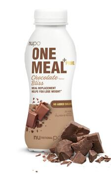 Nupo One Meal +Prime Shake – Chocolate Bliss, 330ml.