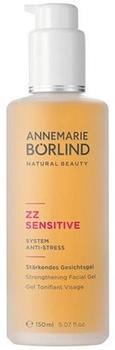 AnneMarie Börlind ZZ Sensitive Facial Gel Strengtning System anti-stress, 150ml.