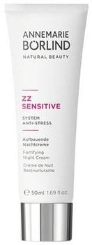 AnneMarie Börlind ZZ Sensitive Night cream Fortifying System anti-stress, 50ml.
