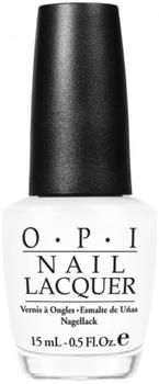 OPI Neglelak Alpine Snow,15ml.
