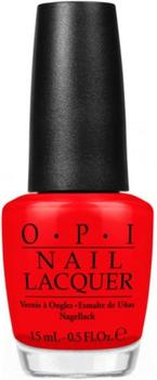 OPI Neglelak The Thrill Og Brazil,15ml.