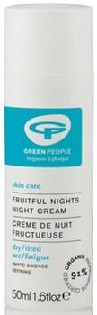 Greenpeople Fruitfull Nights, 50ml.