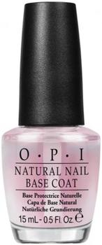 OPI Natural Nail Base Coat, 15ml.