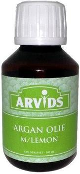 Arvids Argan olie m. lemon, 100ml.
