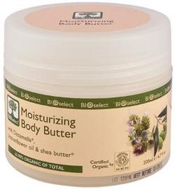 Bioselect Bodybutter, 200ml.