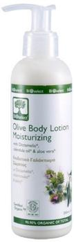 Bioselect Moisturizing BioEco Oliven bodylotion, 200ml.