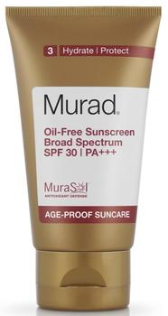Murad Age-Proof Oil-Free Sunscreen SPF30, 50ml.