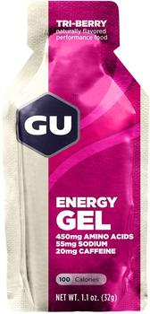GU Energy Gel Triberry, 1stk.