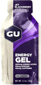 GU Gel Jet Blackberry, 1stk.