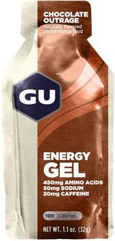 GU Gel Chocolate Outrage, 1stk.