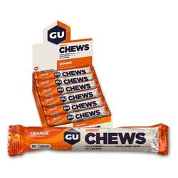 GU Chews Orange, 18stk.