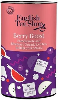 English Tea Shop Ice tea Berry Boost Ø, 10br.
