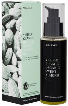 Xellence Organic Sweet Almond Oil, 100ml.