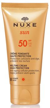 NUXE SUN Fondant Cream for Face SPF 50