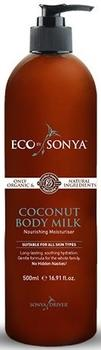 Eco by Sonya Coconut body milk, 500ml.