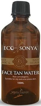 Eco by Sonya Face tan water selvbruner til ansigt og hals, 100ml.