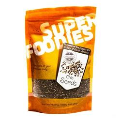 Superfoodies Chia frø Ø, 250g.