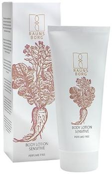 Raunsborg Body Lotion Sensitiv, 200ml.