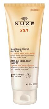 NUXE Sun After-Sun Hair & Body Shampoo