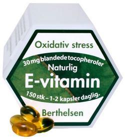 vitaminer mineraler stress