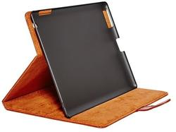 RadiCover Tabletcover iPad 2/3/4 cognac brun, exclusive 1 stk.