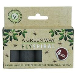 A Green Way Fly Spiral A Green Way indh. 4 stk