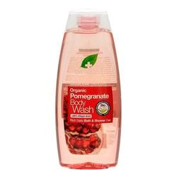 Dr. Organic Bath & Shower Pomegranate 265ml.