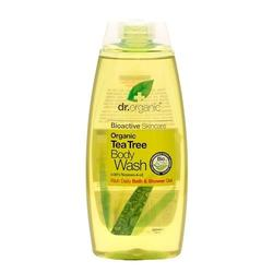Dr. Organic Bath & Shower Tea Tree 250ml.