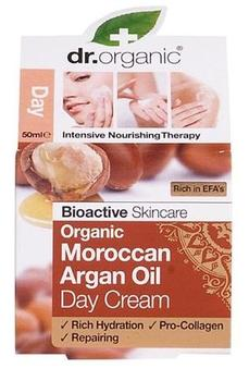 Dr. Organic Day cream Argan 50ml.