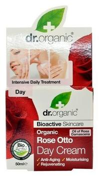 Dr. Organic Day cream Rose Otto 50ml.