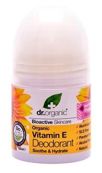 Dr. Organic Deo roll on Vitamin E 50ml.