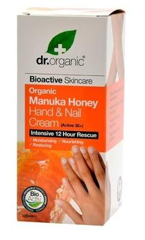 Dr. Organic Hand Cream Manuka 125ml.