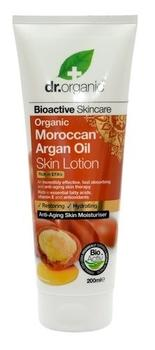 Dr. Organic Lotion Argan 200ml.