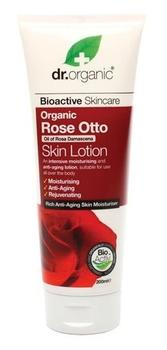 Dr.Organic Skin lotion Rose otto 200ml.