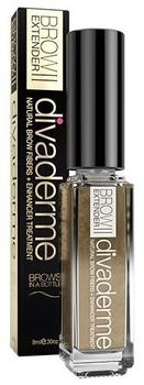 Divaderme Brow Extender II Light Blonde, 9ml.