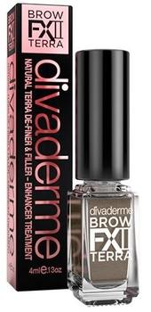 Divaderme Brow FX II Terra Ash, 4ml.