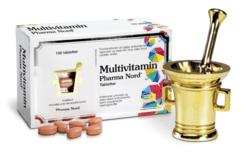MultiVitamin Pharma Nord, 150tabl.