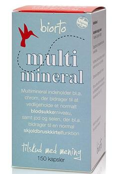 BiOrto Multimineral - 150 Kap
