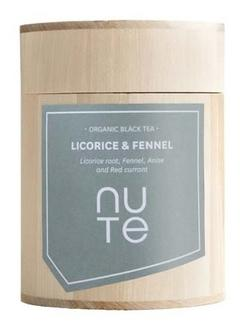 NUTE Liquorice & Fennel 100g.