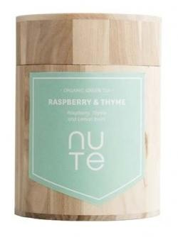 NUTE Green Raspberry & Thyme 100g.