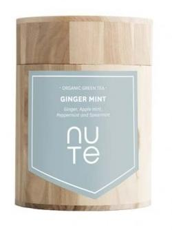 NUTE Green Ginger Mint 100g.