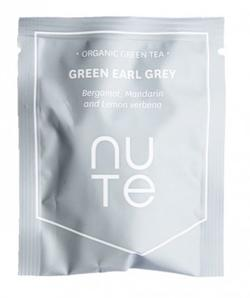 NUTE Green Earl Grey Teabags 10 stk.