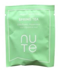 NUTE White Spring tea Teabags 10 stk.