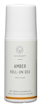 Naturfarm Amber roll-on deo 60 ml.