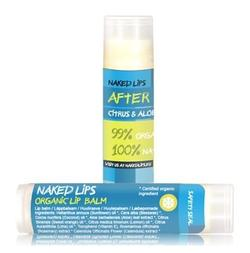 Naked Lips  Lip Balm SPF aftersun 1 stk.