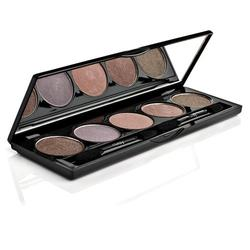 Eye shadow palette nr. 6 Black Gold Velvet 170-171-168-172-173 Nvey Eco, 7 g