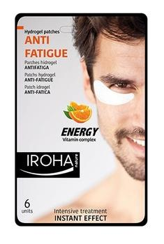 Iroha Anti fatigue eye pads 1 pk.