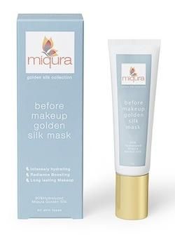 Miqura Before makeup golden silk mask 15g