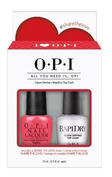 OPI 'All You Need is...OPI' Duo Pack 2x15 ml.